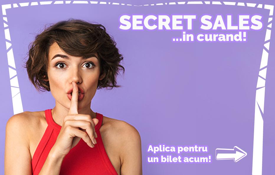 Secret Sales 2019