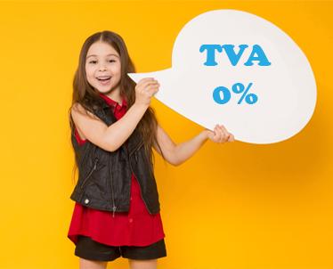 TVA 0% la produsele pentru copii din UK
