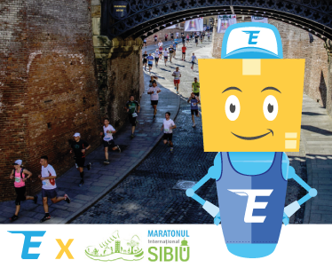 EshopWedrop Romania x Maratonul International Sibiu 2019