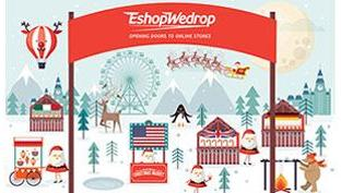The EshopWedrop Christmas Market