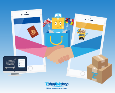 Pregateste-te sa faci cumparaturi online cu EshopWedrop