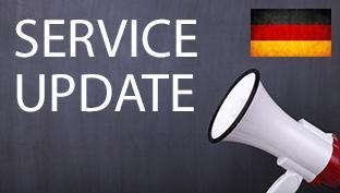 Alertă servicii - Întârzieri în Germania