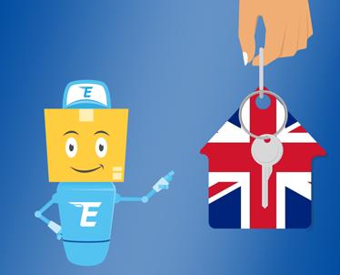 Informatii importante - Noua adresa a depozitului din UK