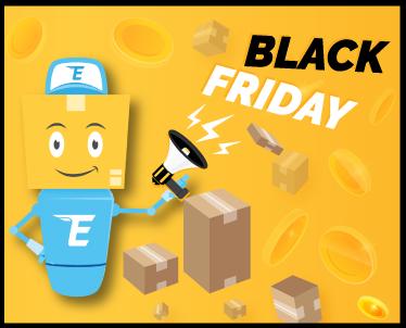 Oferta de Black Friday - Iata cum iti poti revendica livrarea gratuita