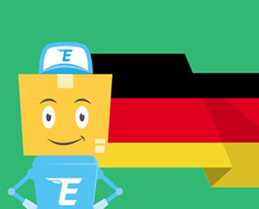 Schimbarea adresei de cumpărare din Germania
