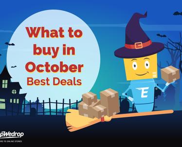 Ce sa cumperi in octombrie - Cele mai bune oferte