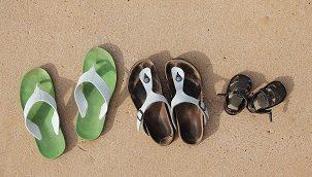 Recomandarea saptamanii: Sandale & Slapi!