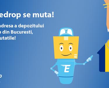 EshopWedrop Romania se muta in curand!