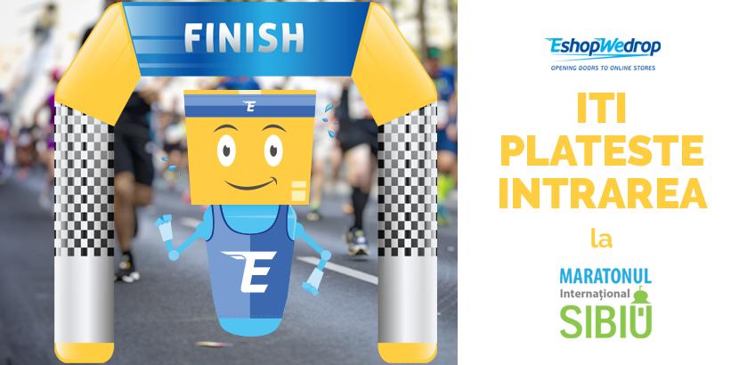 Intrare GRATUITA la Maratonul International Sibiu 2020!