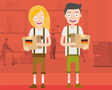 Important Information – German EshopWedrop Address